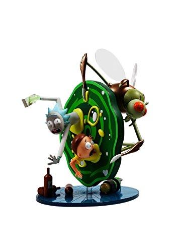 "Figura de Rick y Morty de Kidrobot de 7"""