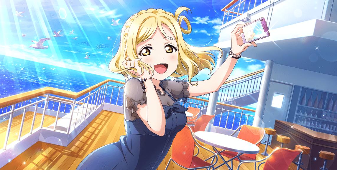 OHARA MARI LOVE LIVE! SUNSHINE!!
