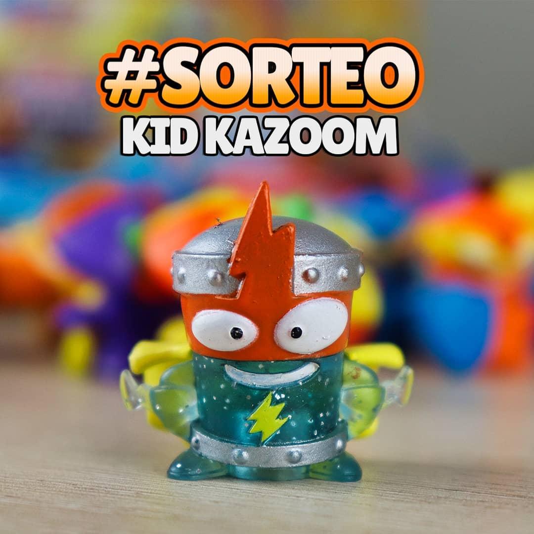 Cómo CONSEGUIR KID KAZOOM Ultra Raro de los Superzings Serie 4?