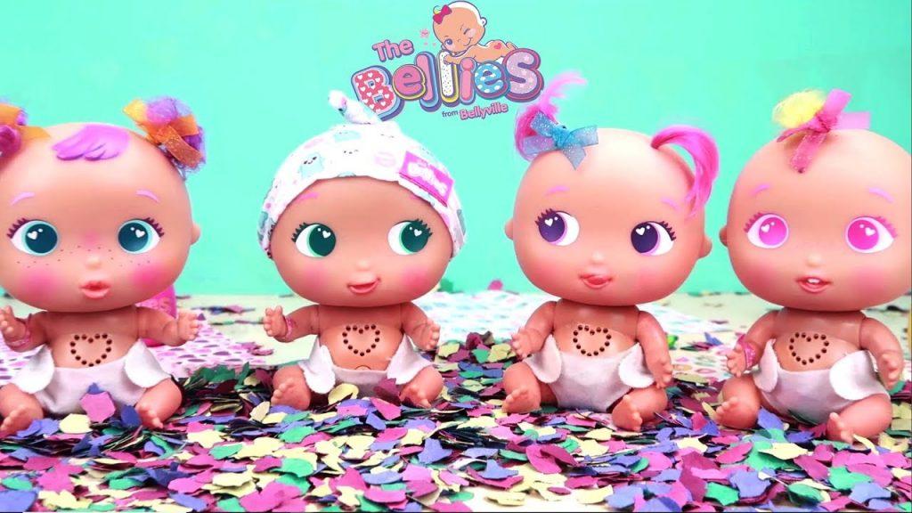 ¿Dónde comprar muñecos bellies?