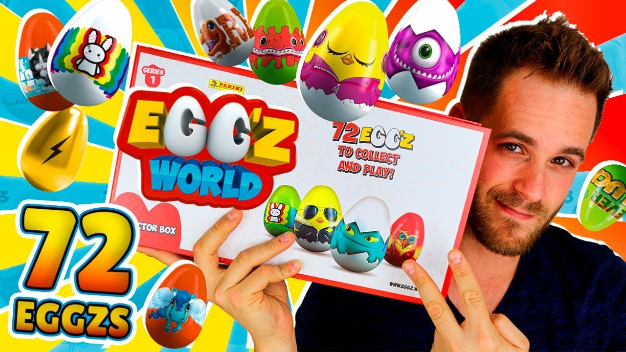 Datos que debes conocer de los Egg´z World