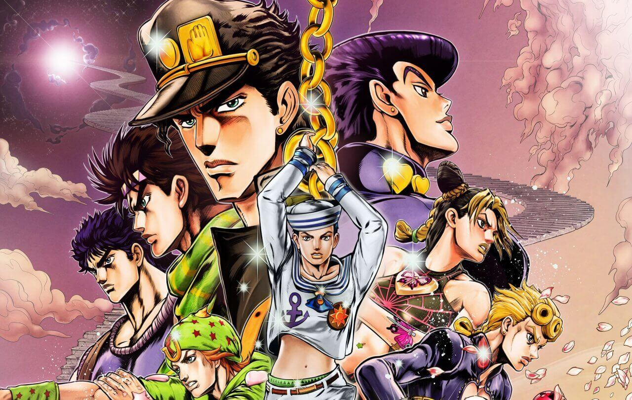 JOJO´S BIZZARE ADVENTURE