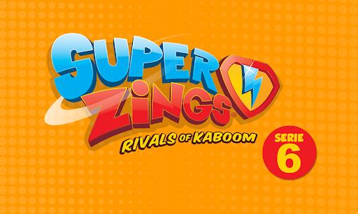 SuperZings Serie 6
